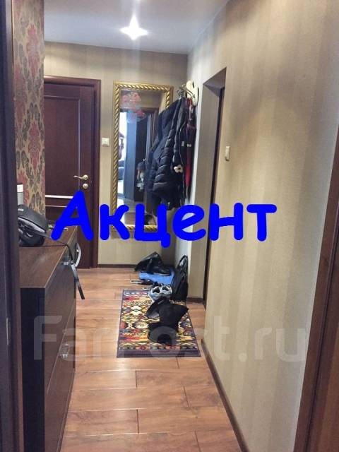 2-комнатная, улица Запорожская 2. Чуркин, агентство, 45 кв.м. Прихожая