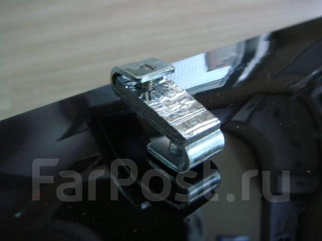 Дефлектор капота. Mitsubishi Lancer
