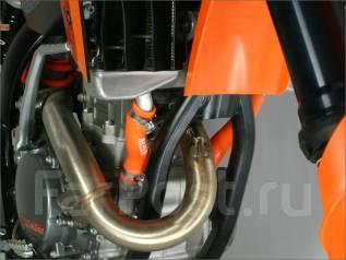 Патрубки радиатора.