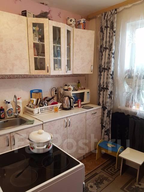 1-комнатная, Ленинская 18. пгт. Новошахтинский, частное лицо, 34 кв.м.