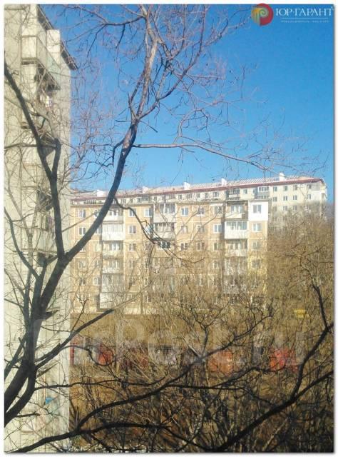 2-комнатная, улица Кирова 26. Вторая речка, проверенное агентство, 44 кв.м. Вид из окна днём