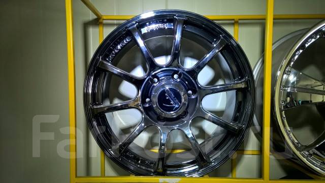 RS Wheels. 8.5x18, 6x139.70, ET25, ЦО 110,0мм.