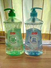 Жидкость для мытья посуды, фруктов и овощей в ассортименте Гуанчжоу. Акция длится до 31 декабря