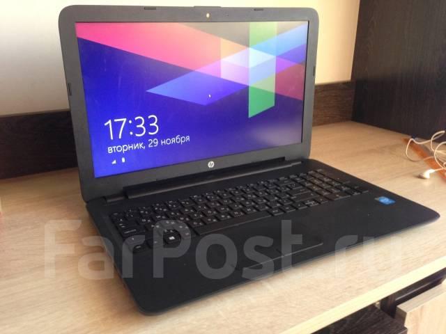 """HP. 15.6"""", 1,6ГГц, ОЗУ 4096 Мб, диск 500 Гб, WiFi, Bluetooth, аккумулятор на 3 ч."""