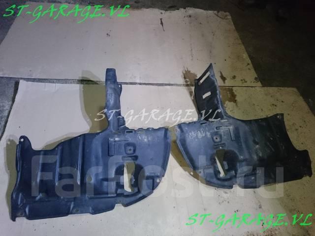 Защита двигателя. Toyota Caldina, ST215, AT211, ST210, CT216 Двигатели: 7AFE, 3SGTE, 3CTE, 3SGE, 3SFE