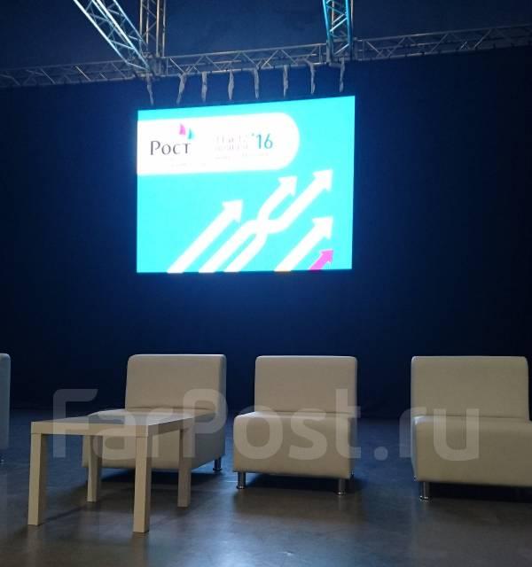 LED панели для рекламы в аренду (4.81 мм пиксель)