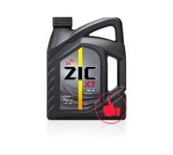 ZIC X7 LS. Вязкость 5W-40, синтетическое