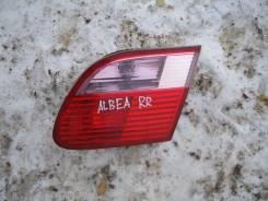 Стоп-сигнал. Fiat Albea
