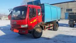 Продается мусоровоз Faw Xuda. 4 752 куб. см.