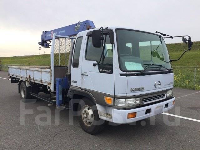 Hino Ranger. , 7 960 куб. см., 4 500 кг. Под заказ