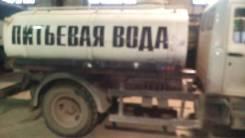 ГАЗ 3309. Продаётся 3309 474894 водовозка, 3 000 куб. см., 5,00куб. м.
