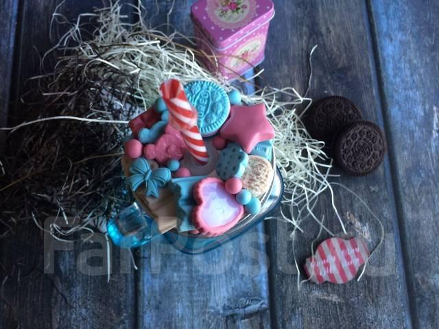 Букеты из сладостей.