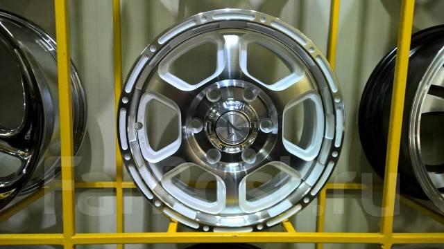 Диски литые. 6.0x15, 6x139.70, ET35, ЦО 108,0мм.