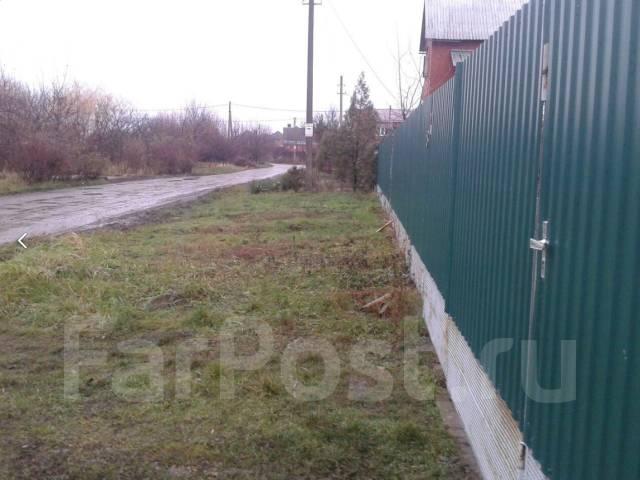 Земельный участок ИЖС 6 соток. 600 кв.м., собственность, электричество, вода, от частного лица (собственник)