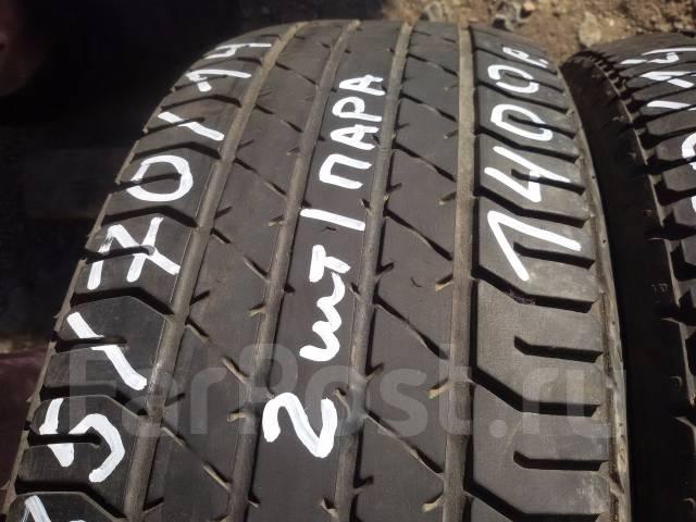 Dunlop SP Sport D8. Летние, 2009 год, износ: 50%, 2 шт