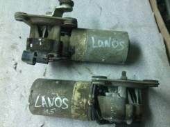 Мотор стеклоочистителя. Chevrolet Lanos
