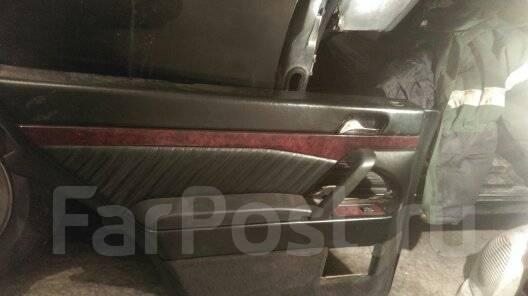 Обшивка. Mercedes-Benz S-Class, W140 Двигатели: M, 120, E60