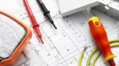 Электрик, видеонаблюдение, монтаж выключателей/счетчиков/проводки