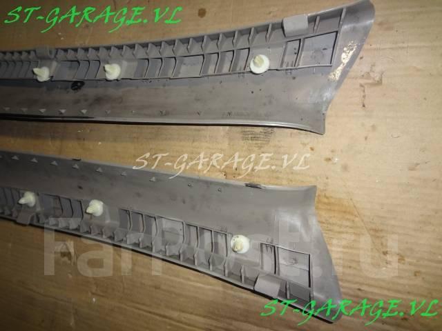 Накладка на стойку. Toyota Caldina, ST215, AT211, ST210, CT216 Двигатели: 7AFE, 3SGTE, 3CTE, 3SGE, 3SFE