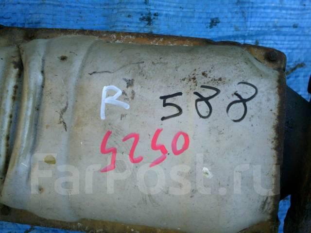 Катализатор. Nissan Stagea, HM35, M35, NM35 Nissan Skyline, HV35, NV35, V35 Двигатели: VQ25DD, VQ30DD, VQ25HR
