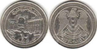 Сирия 10 фунтов 1996 год