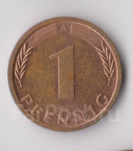 1 пфенниг 1994г. (A) ФРГ