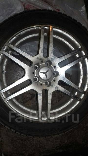 Продам зимние колеса б/у. x18