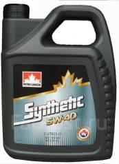 Petro-Canada. Вязкость 5W-40, синтетическое