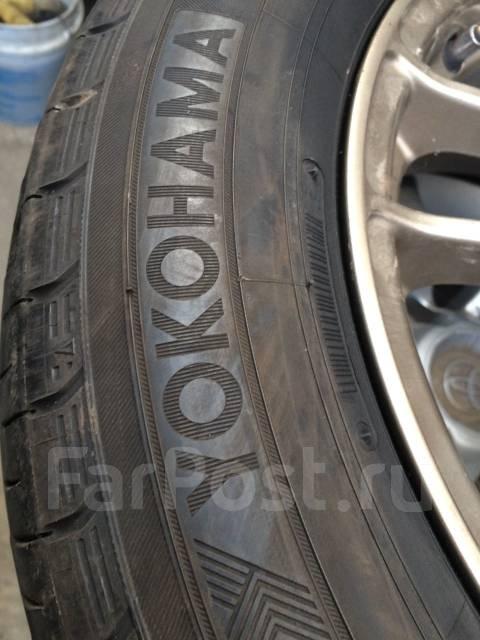 Yokohama BluEarth RV-01. Летние, 2014 год, износ: 10%, 4 шт. Под заказ