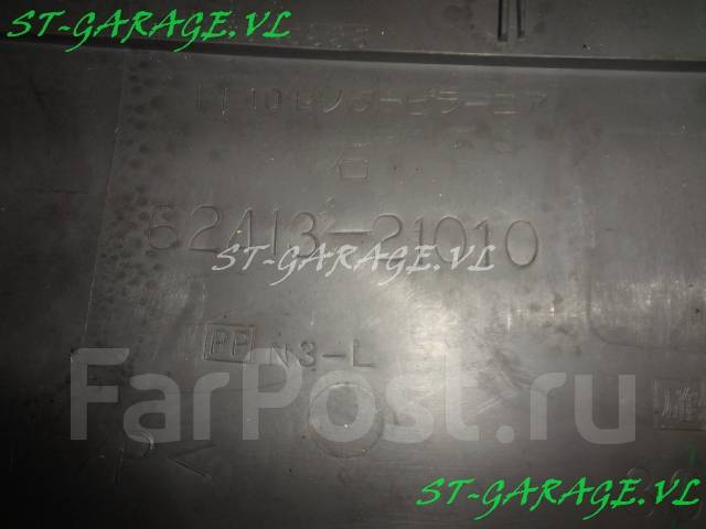 Накладка на стойку. Toyota Caldina, ST215, AT211, CT216, ST210 Двигатели: 7AFE, 3SGTE, 3CTE, 3SGE, 3SFE