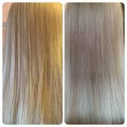 Полировка волос 250 руб