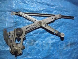 Стеклоподъемный механизм. Nissan Micra, K10 Двигатель MA10