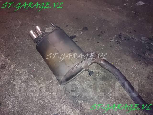 Глушитель. Toyota Caldina, ST215W Двигатель 3SGTE