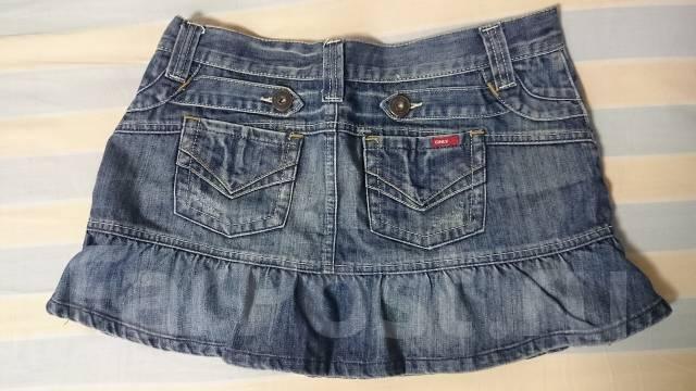 Юбки джинсовые. 46, 48