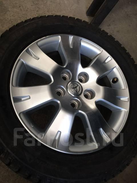 Toyota. 6.5x16, 5x114.30, ET39, ЦО 61,0мм. Под заказ
