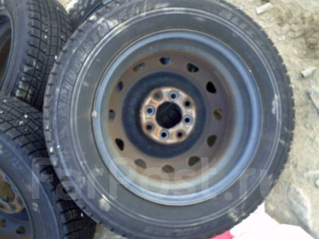 Комплект дисков R14 + резина зима. 5.0x14 4x100.00