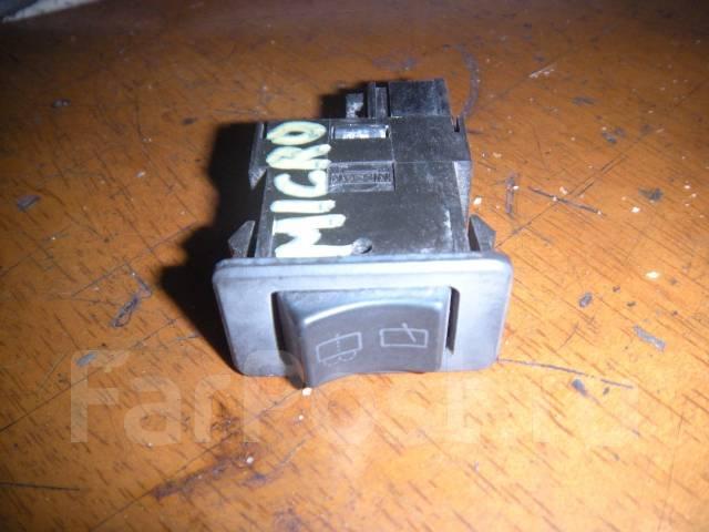 Кнопка. Nissan Micra, K10 Двигатели: MA10S, MA10