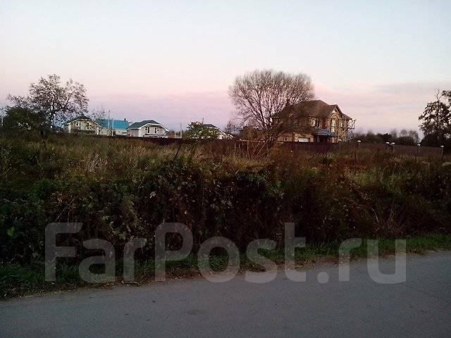 Продам земельный участок по ул. Ц. Кневичи в Артеме. 15 000 кв.м., аренда, от частного лица (собственник). Фото участка