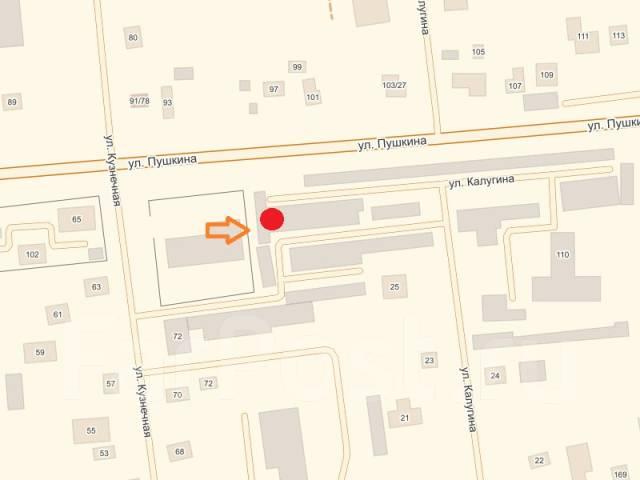 Гаражи кооперативные. улица Пушкина 108, р-н Пушкинского моста, 19 кв.м., электричество