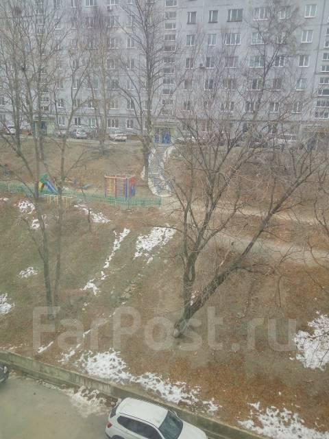 1-комнатная, улица Вилкова 12. Трудовая, частное лицо, 32 кв.м. Вид из окна днем