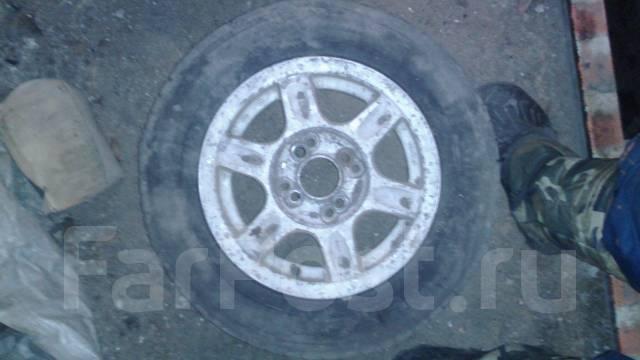 Литьё R13 4 шт (4*универсал) + запаска. x14, 4x100.00, ЦО 60,0мм. Под заказ