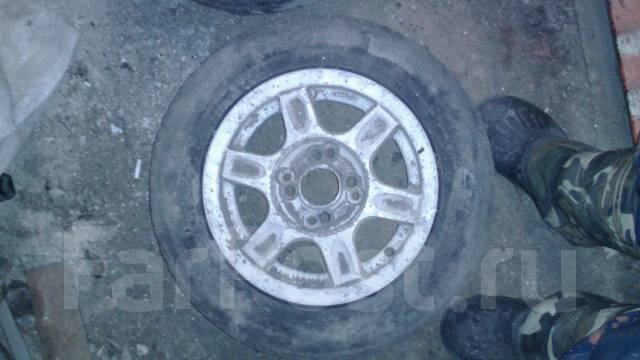 Литьё R13 4 шт (4*универсал) + запаска. x13, 4x100.00, ЦО 60,0мм. Под заказ