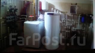 Монтаж сервис и ремонт котлов отопления