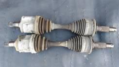 Привод. Toyota Hilux Surf, RZN185W Двигатель 3RZFE
