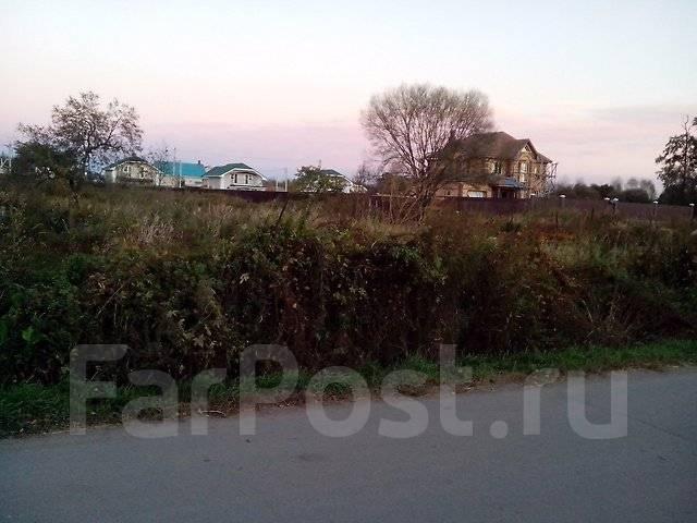 Продам земельный участок по ул. Ц. Кневичи в Артеме. 15 000 кв.м., аренда, от частного лица (собственник)