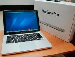 "Apple MacBook Pro 13. 13"", 2,5ГГц, ОЗУ 4096 Мб, диск 500 Гб, WiFi, Bluetooth, аккумулятор на 10 ч."