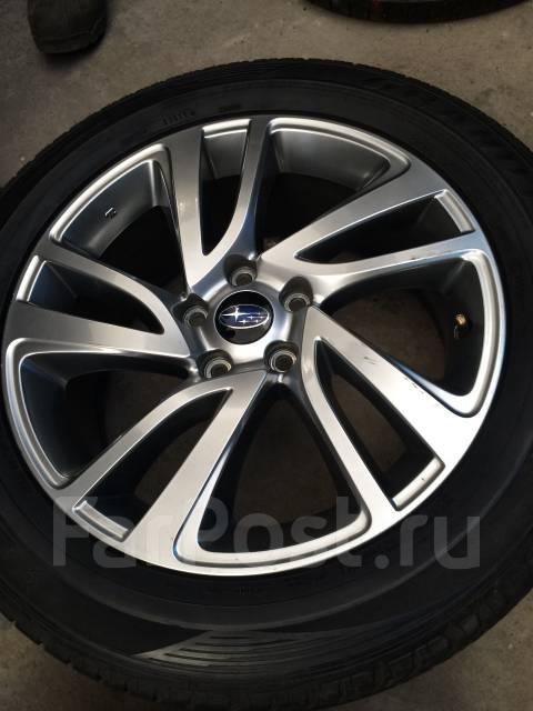 Subaru. 7.5x18, 5x114.30, ET55, ЦО 62,0мм. Под заказ