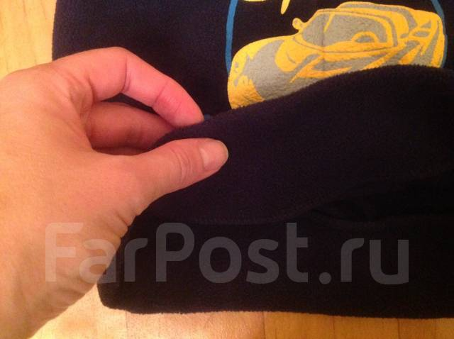 Флисовая теплая кофта глория джинс. Рост: 86-98 см