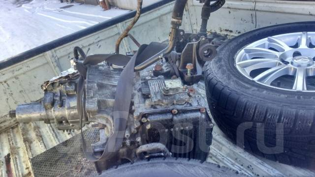Автоматическая коробка переключения передач. Mazda CX-7