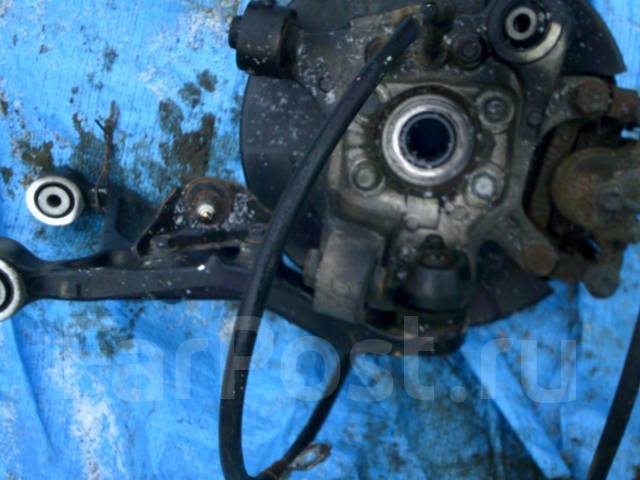 Ступица. Nissan Skyline, NV35 Двигатели: VQ25DD, VQ25HR